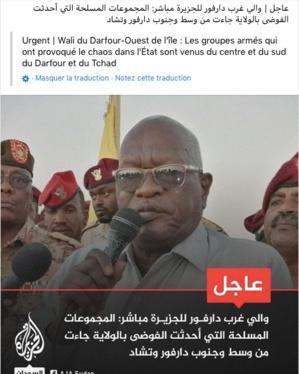 Plus de 83 morts au Soudan dans un conflit tribal