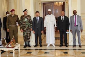 Réchauffement des relations entre le Tchad et la Libye