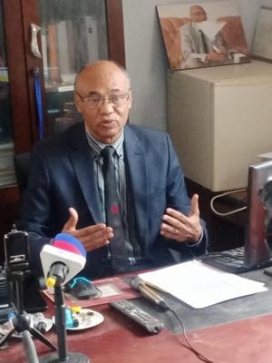 Dr. Ahmat Yacoub Président du CEDPE