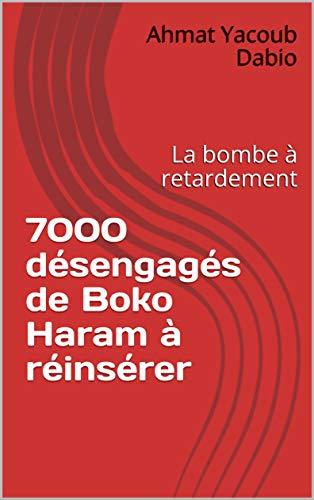 """7000 former Boko Haram combatants to be reintegrated"""