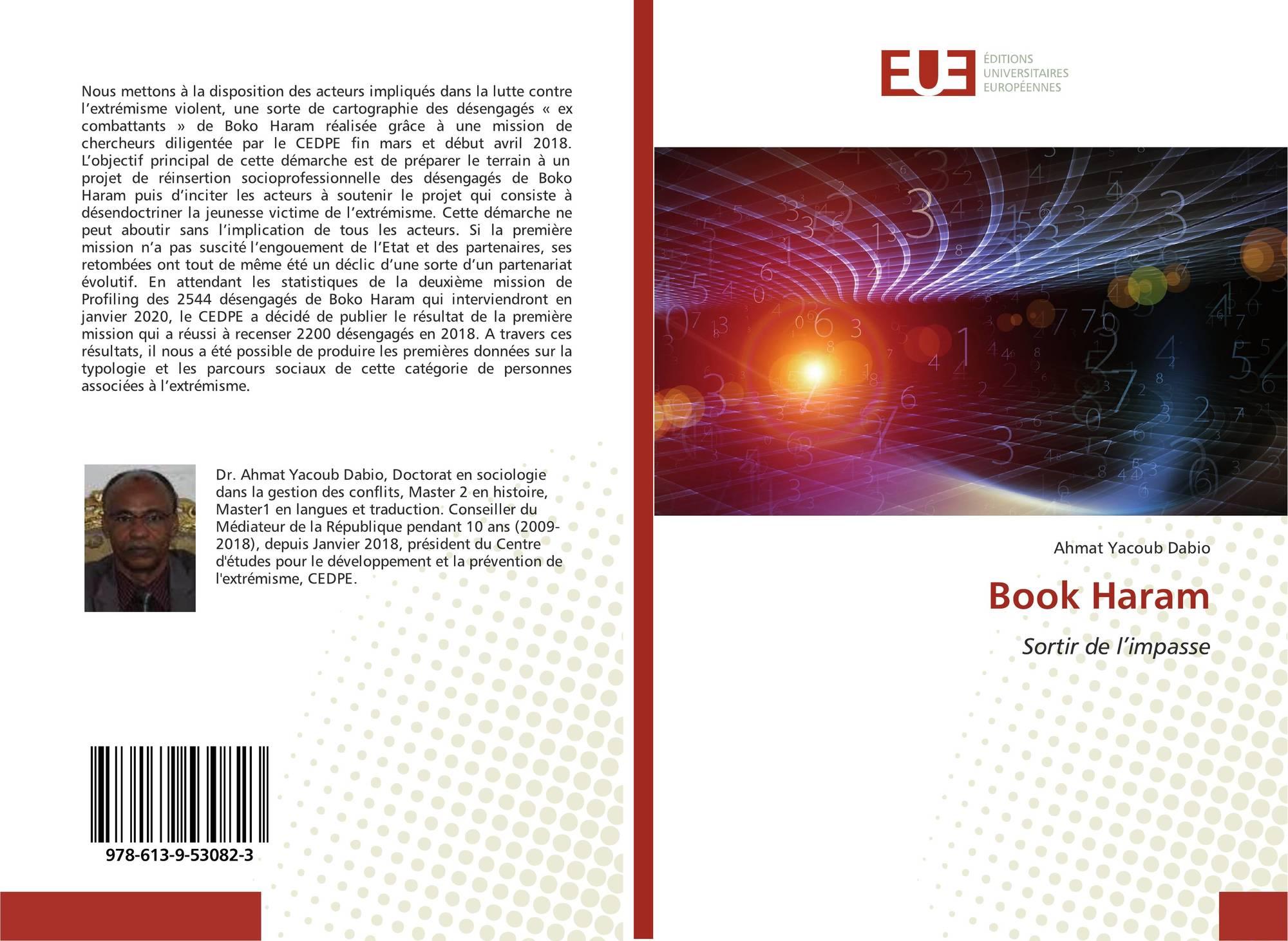 Book Haram, Conférence de presse à Paris le lundi 6 janvier à 15 H
