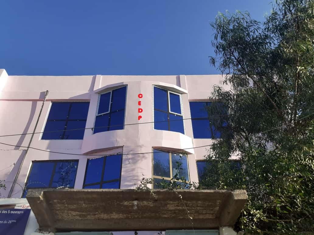 siège du CEDPE à N'djamena
