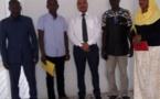 Visite d'une délégation de l'ambassade du Nigeria au CEDPE