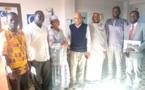 Une délégation de Celiaf reçue par le CEDPE
