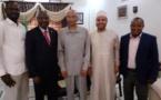 Le Président du CEDPE reçu à l'ambassade du Nigéria