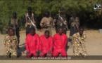 Scène d'executions de soldats nigérians par Boko Haram (vidéo)