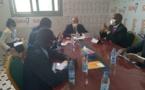 Le CEDPE reçoit la visite d'une délégation de l'UNOCA