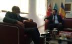 Entretien avec le directeur Pays de Maarif turque au Tchad