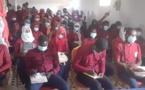"""Journée d'échanges au CEDPE avec le complexe de formation sanitaire """"La Merveille"""""""
